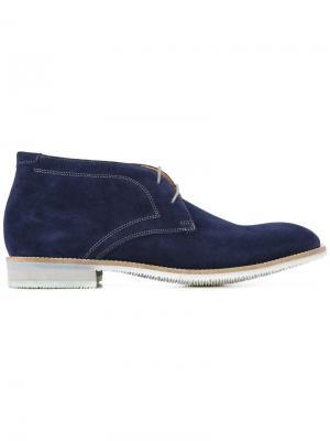 Ботинки Arizona B Store. Цвет: синий