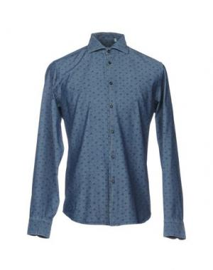 Pубашка WEST COAST. Цвет: грифельно-синий