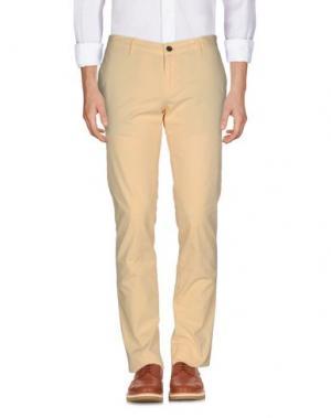 Повседневные брюки ALVIERO MARTINI 1A CLASSE. Цвет: светло-желтый