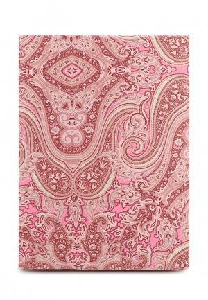 Комплект постельного белья Хлопковый Край. Цвет: розовый
