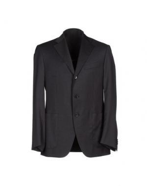Пиджак NEW ENGLAND. Цвет: стальной серый