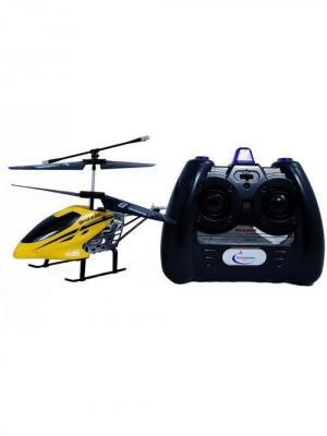 Вертолет на радиоуправлении Снегирь желтый ВластелиНебес. Цвет: желтый