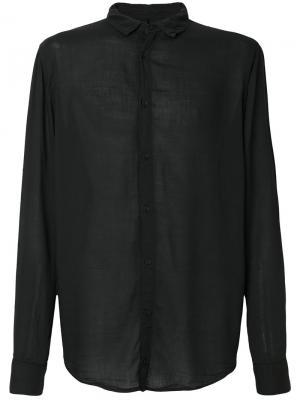 Легкая рубашка Poème Bohémien. Цвет: чёрный