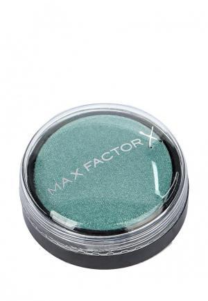 Тени Max Factor. Цвет: зеленый