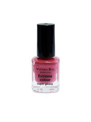 Лак для ногтей  Extreme Colour №251 Victoria Shu. Цвет: лиловый