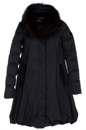 Пальто Tatras. Цвет: черный