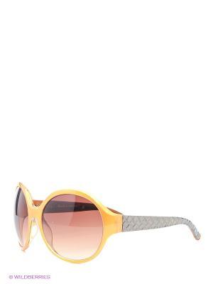 Солнцезащитные очки MS 01-048 07P Mario Rossi. Цвет: желтый