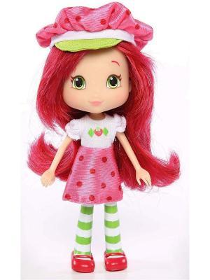 Игрушка Шарлотта Земляничка Кукла Земляничка, 15 см, кор. The Bridge. Цвет: красный