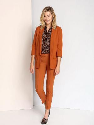 Жакет Top Secret. Цвет: оранжевый
