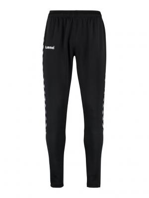 Брюки AUTHENTIC  CHARGE FOOTBAL PANTS HUMMEL. Цвет: черный
