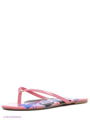 Пантолеты VelVet. Цвет: розовый