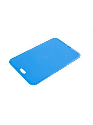 Доска разделочная Flexi (синий) Berossi. Цвет: синий