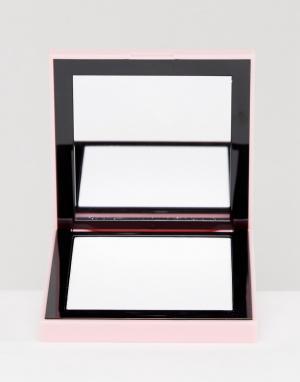ASOS Прозрачная компактная пудра Make-Up. Цвет: белый