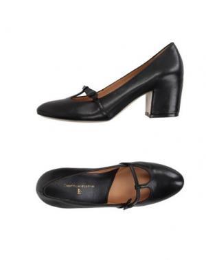 Туфли SETTANTATRE LR. Цвет: черный