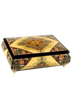 Шкатулка для украшений Mercante. Цвет: мультицвет