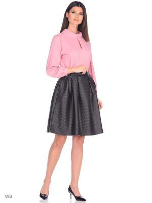 Блузка SARTORI DODICI. Цвет: розовый