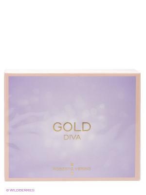 Roberto Verino Gold Diva Ж Товар Парфюмерная вода 30 мл. Цвет: сиреневый, бежевый