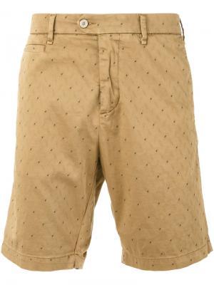 Классические шорты Perfection. Цвет: телесный
