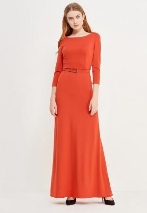 Платье Ruxara. Цвет: оранжевый