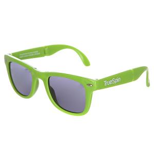 Очки  Folding Sunglasses Light Green TrueSpin. Цвет: зеленый