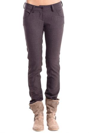 Trousers Conquista. Цвет: brown