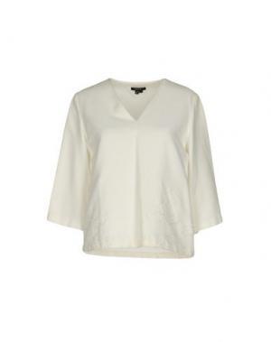 Блузка RAOUL. Цвет: белый