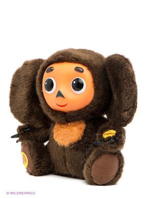 Мягкая игрушка Чебурашка Мульти-пульти. Цвет: темно-коричневый