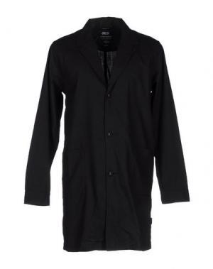 Легкое пальто PUBLISH. Цвет: черный