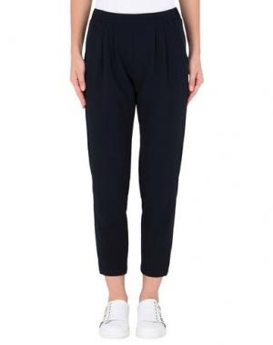 Повседневные брюки MINIMUM. Цвет: темно-синий