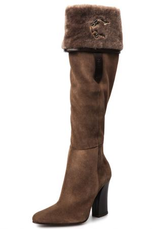 Shoes Norma J. Baker. Цвет: taupe
