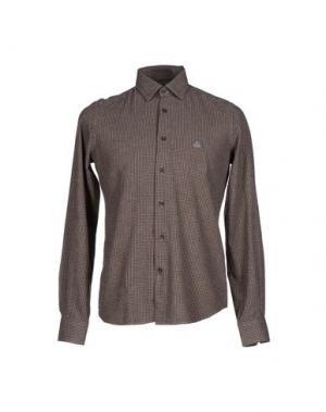 Pубашка ARMATA DI MARE. Цвет: хаки
