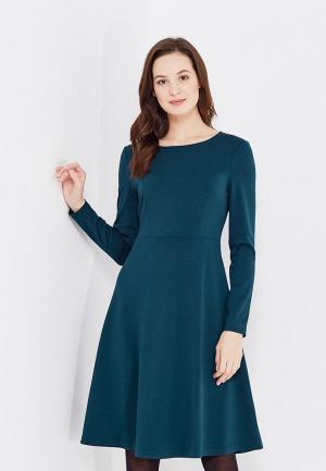 Платье Yarmina. Цвет: бирюзовый