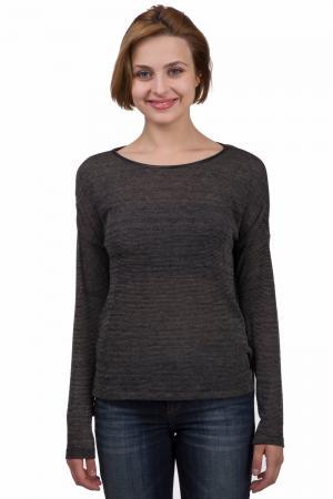 Пуловер QS. Цвет: серый