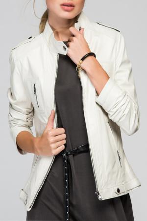 Куртка Deda. Цвет: бежевый