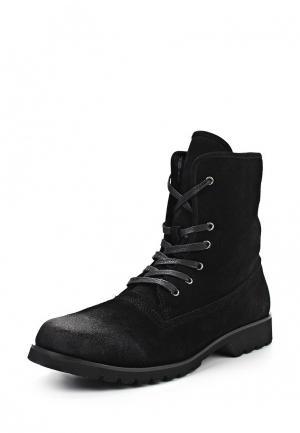 Ботинки Camelot. Цвет: черный