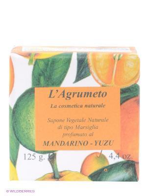 Высококачественное натуральное растительное мыло Iteritalia. Цвет: желтый, белый, зеленый