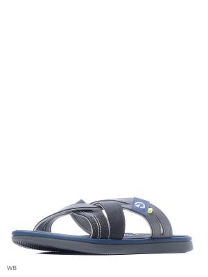 Пантолеты CARTAGO. Цвет: черный, серый