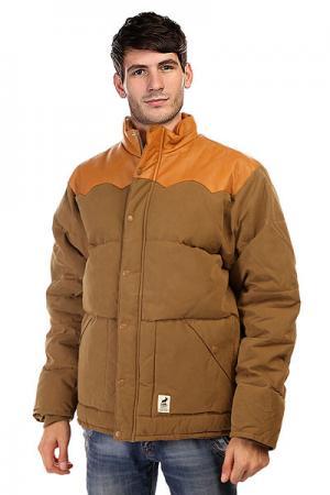 Куртка  Canada Camel Fat Moose. Цвет: синий,зеленый,коричневый,бежевый