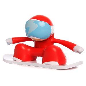 Игрушка  Snowboarder Red Chuckbuddies. Цвет: красный