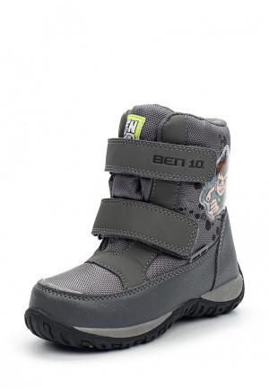 Ботинки Kakadu. Цвет: серый