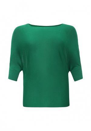 Джемпер Bestia Donna. Цвет: зеленый