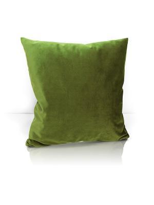 Декоративная подушка Solemare Kauffort. Цвет: оливковый