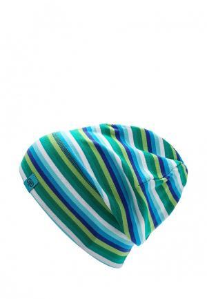 Шапка TuTu. Цвет: зеленый