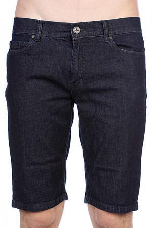 Джинсовые мужские шорты  Winslow Short Indigo Rinse Fallen. Цвет: синий