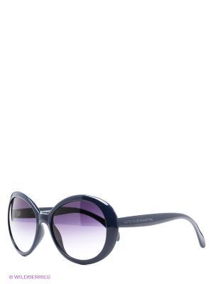 Солнцезащитные очки United Colors of Benetton. Цвет: темно-синий
