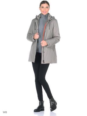 Куртка MELISSA Maritta. Цвет: серо-коричневый