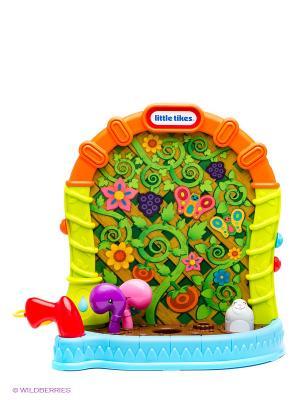 Игрушка развивающая Юный садовник Little Tikes. Цвет: белый, зеленый, светло-голубой