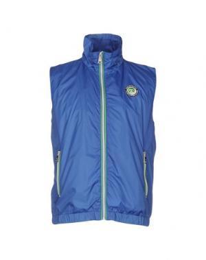 Куртка JOE RIVETTO. Цвет: синий