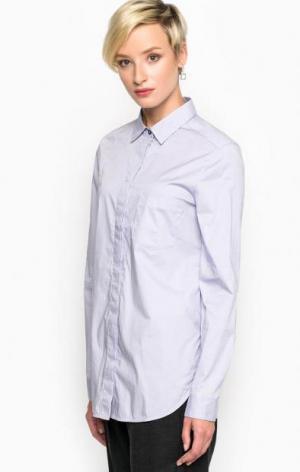 Рубашка свободного кроя Marc O'Polo. Цвет: голубой