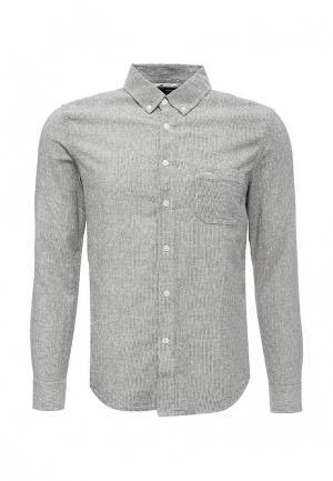 Рубашка H:Connect. Цвет: серый